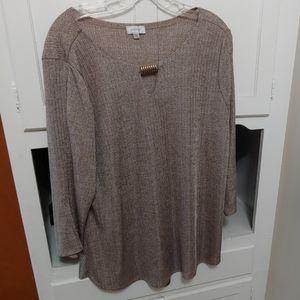 Avenue dress blouse